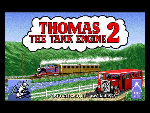 Thomas The Tank Engine 2