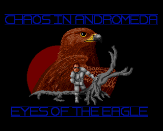 Chaos In Andromeda - Eyes Of The Eagle_Disk1