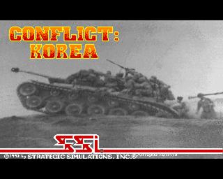 Conflict - Korea_Disk1