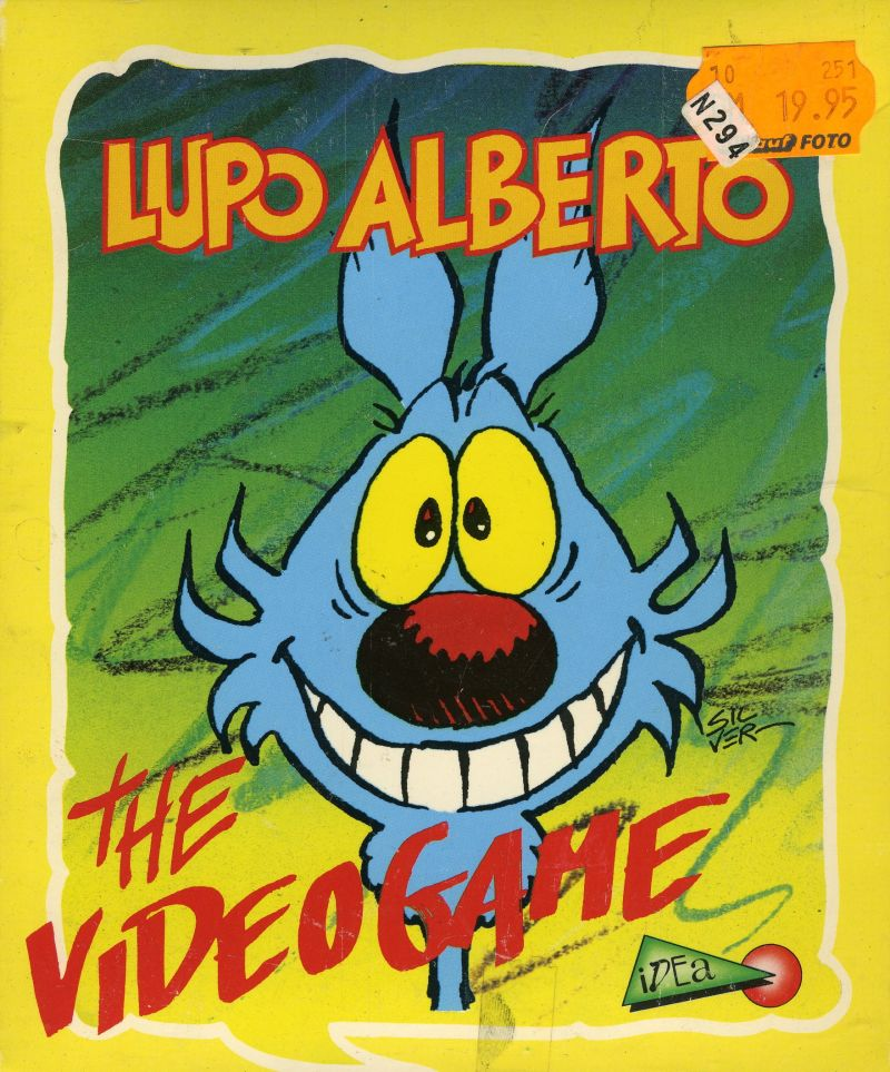 Lupo Alberto - The Videogame