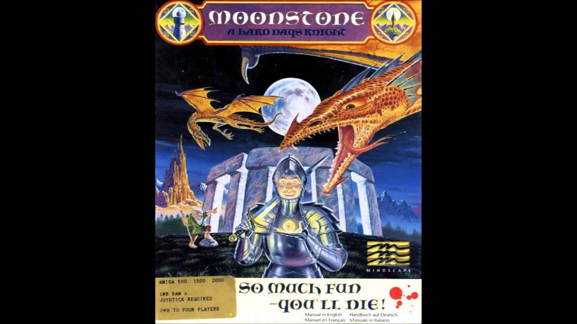 Moonstone - A Hard Days Knight_Disk1