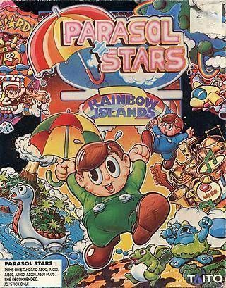 Parasol Stars - Rainbow Islands 2