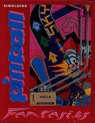Pinball Fantasies Disk0