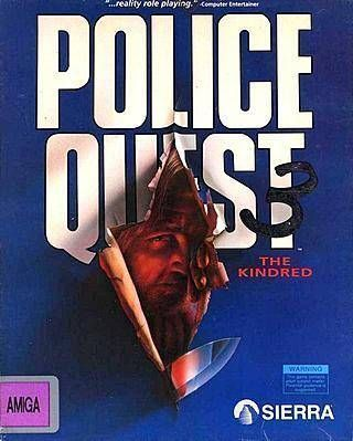 Police Quest III - The Kindred Disk3