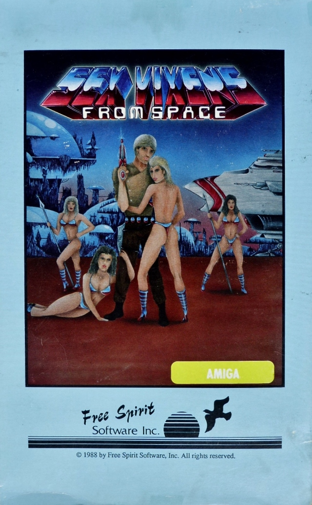 Sex Vixens From Space Disk2