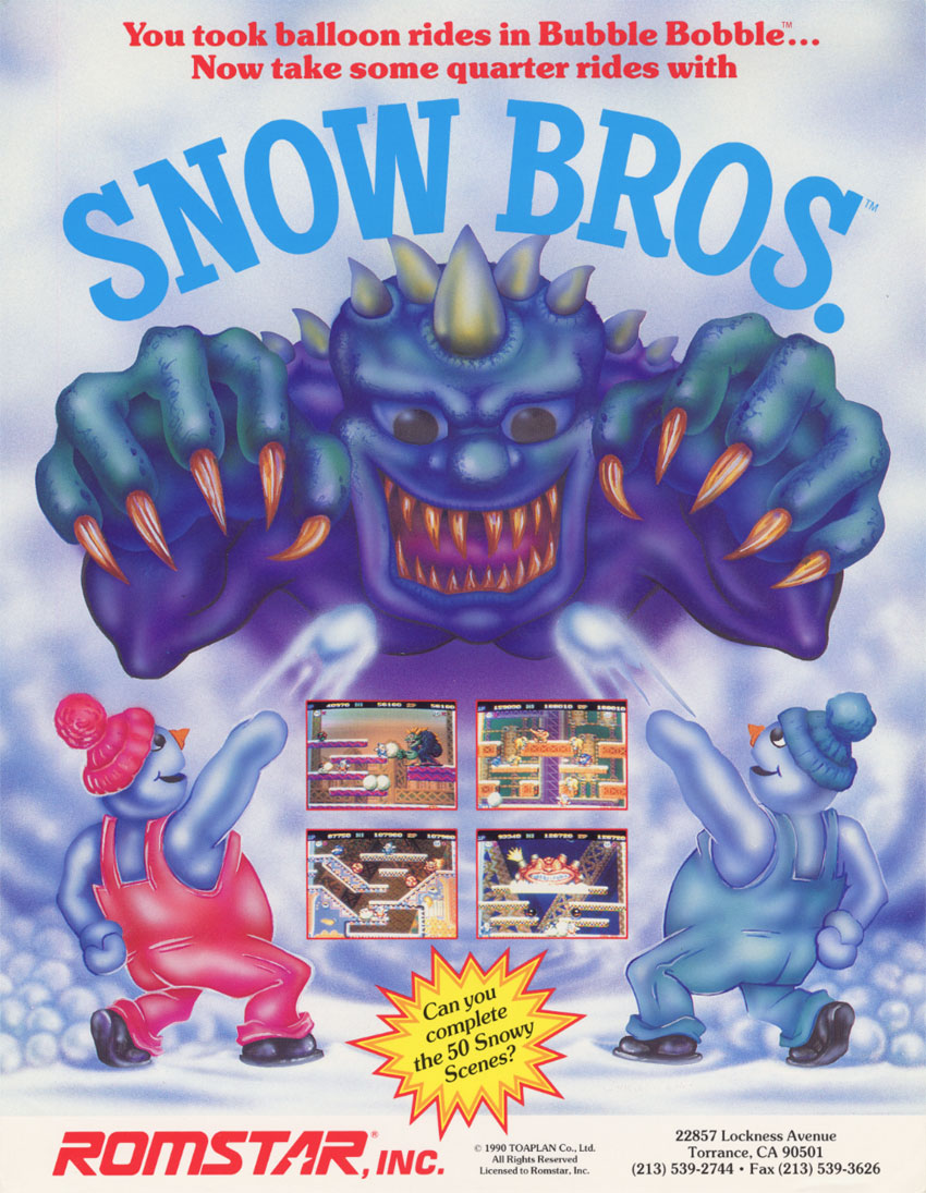 Snow Bros._Disk2