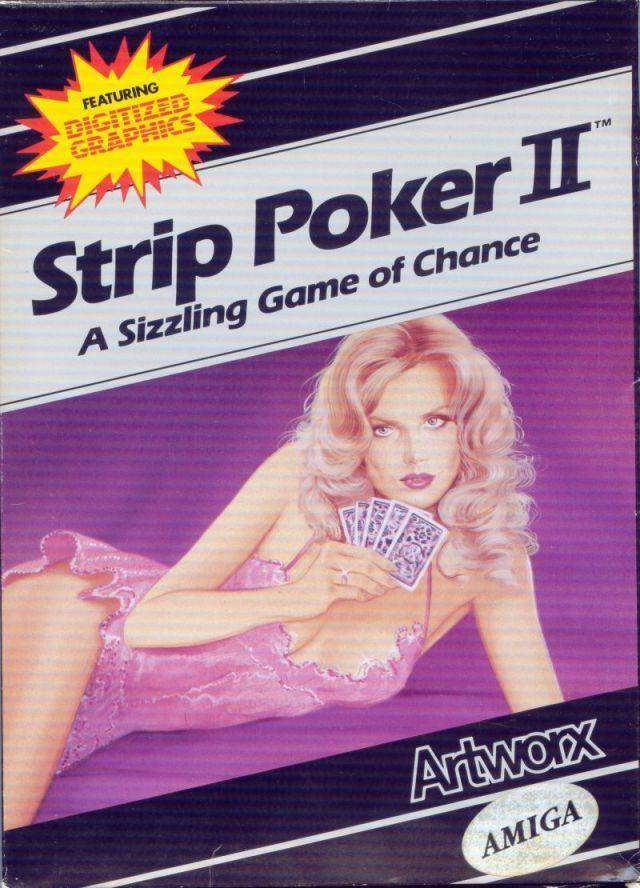 Strip Poker II+