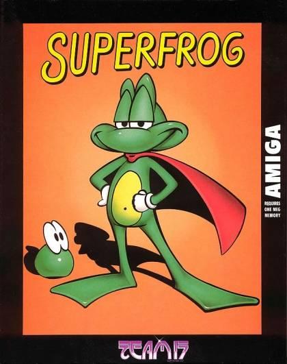 Superfrog Disk0