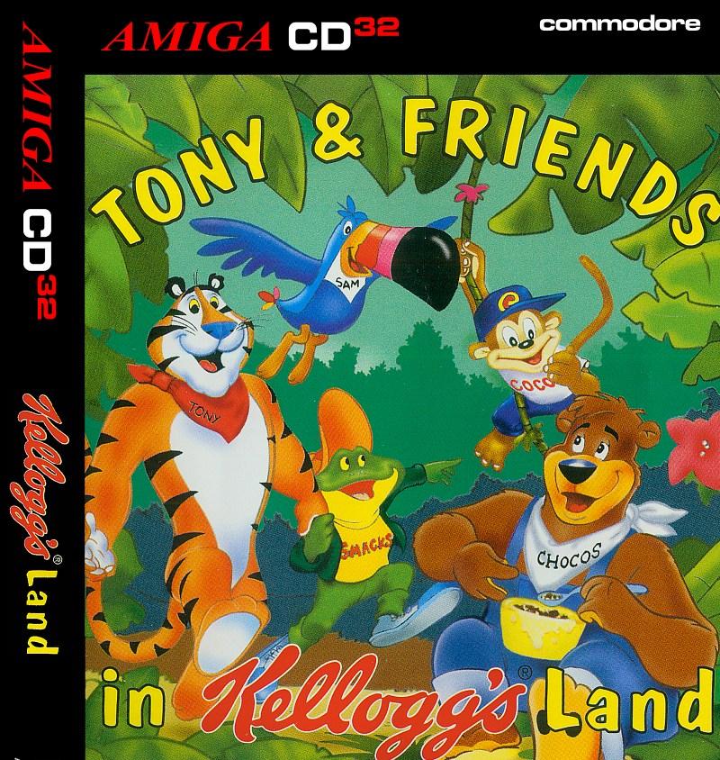 Tony & Friends In Kellogg's Land