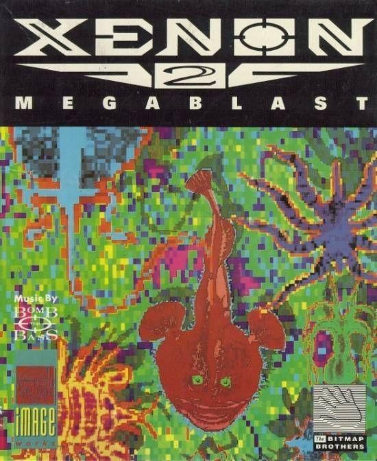 Xenon 2 - Megablast_Disk2
