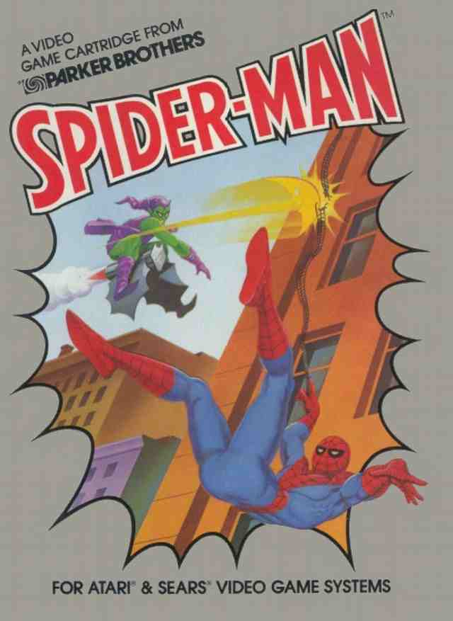 Spider-Man (1982) (Parker Bros)