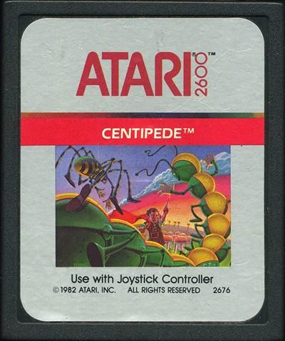 Centipede (1982) (Atari) (PAL)