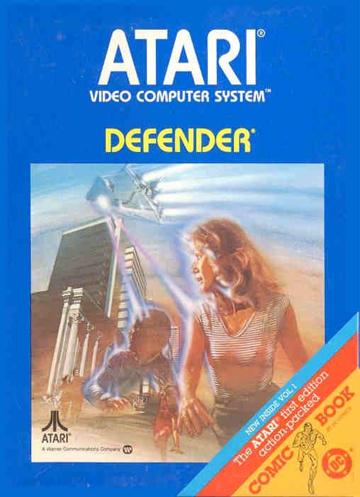 Defender (1981) (Atari)