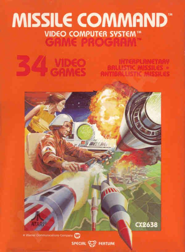 Missile Command (1981) (Atari)