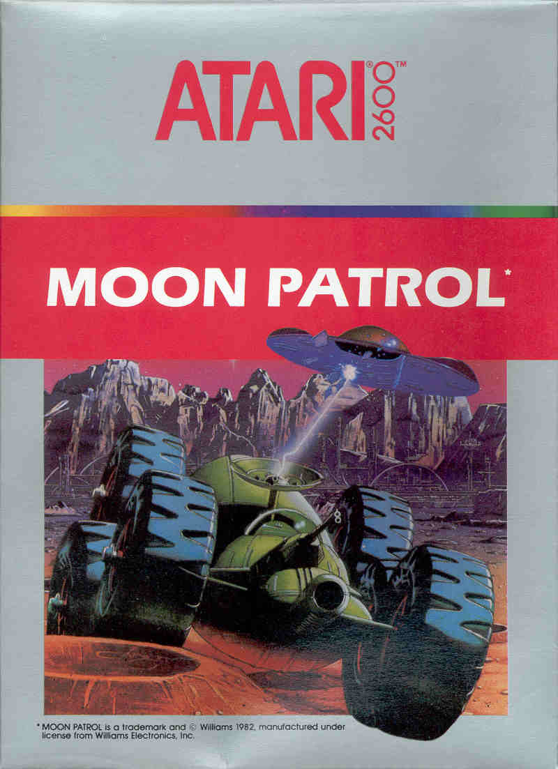 Moon Patrol (1983) (Atari)