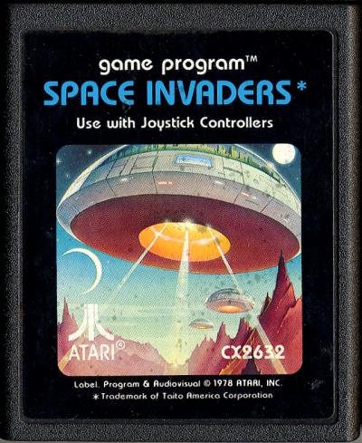 Space Invaders (1978) (Atari) (PAL)
