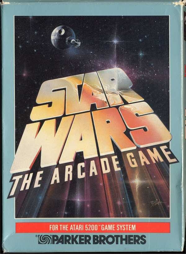 Star Wars - The Arcade Game (1983) (Parker Bros) (PAL) ROM ...