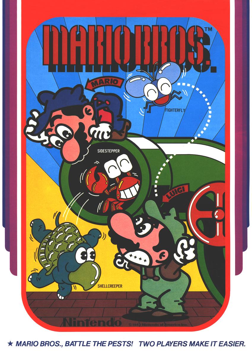 Mario Bros. (1983)(Nintendo)