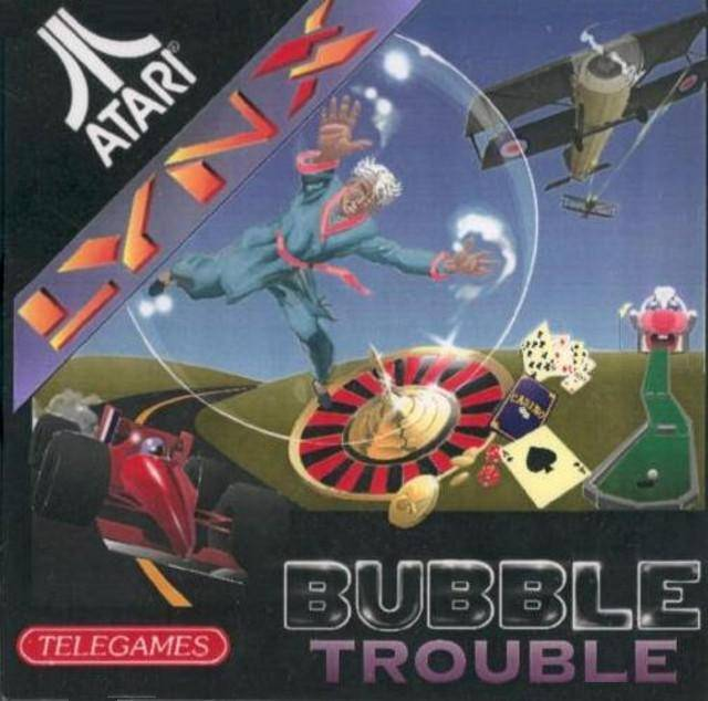 Bubble Trouble (1997) (Telegames)