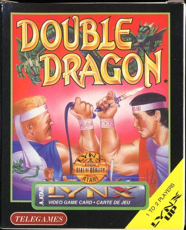 Double Dragon (1993) (Telegames)