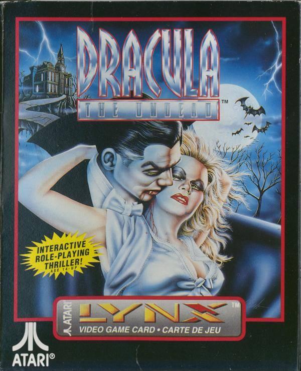 Dracula - The Undead (1991)