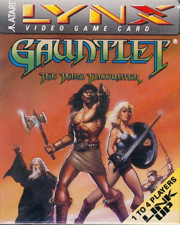 Gauntlet - The Third Encounter (1990)