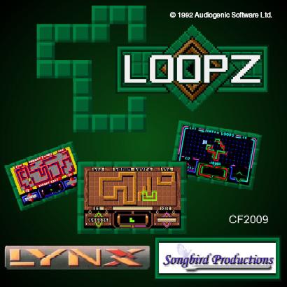 Loopz (1992) (Handmade Software)