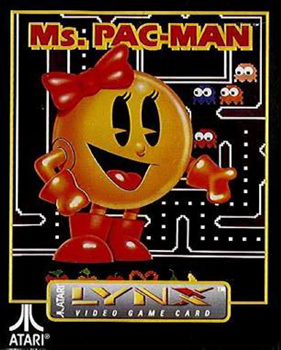 Ms. Pac-Man (1990)
