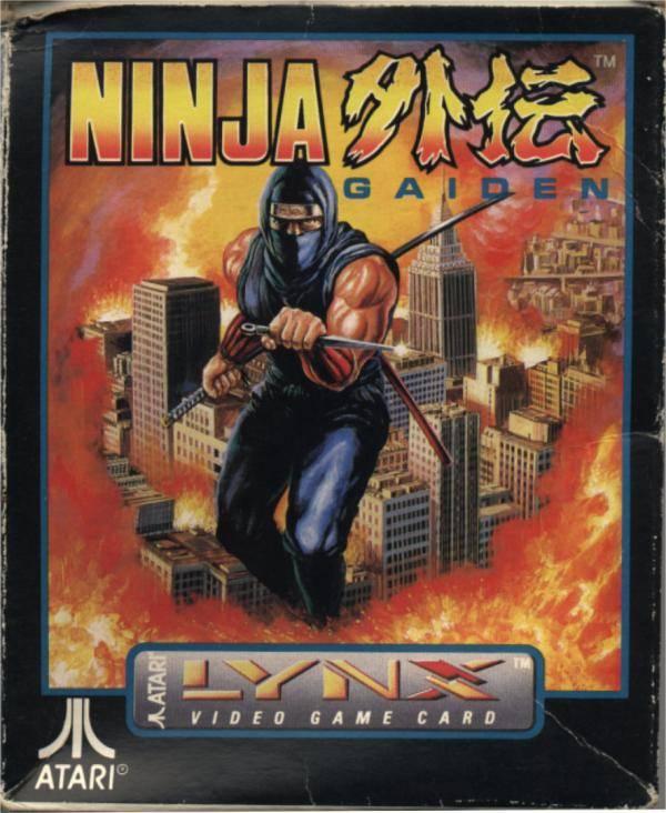 Ninja Gaiden (1990)