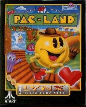 Pac-Land (1991)