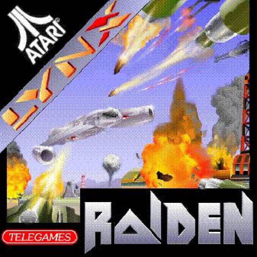Raiden (1997) (Telegames)