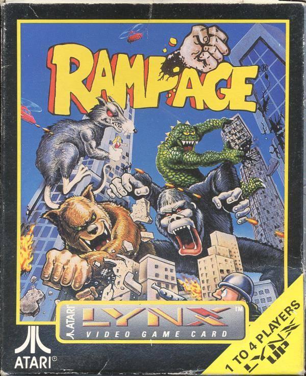 Rampage (1991)