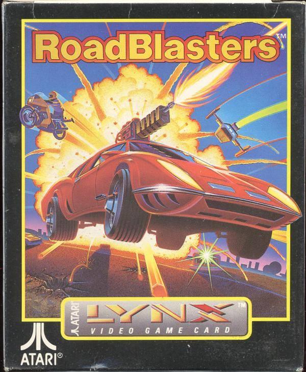 RoadBlasters (1990)
