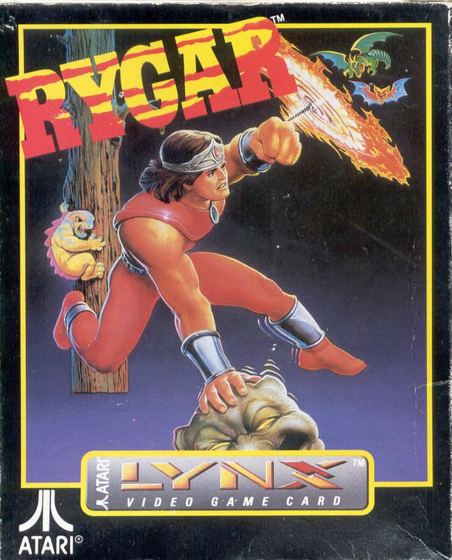 Rygar - Legendary Warrior (1990)