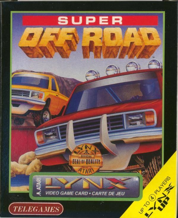 Super Off-Road (1996) (Telegames)
