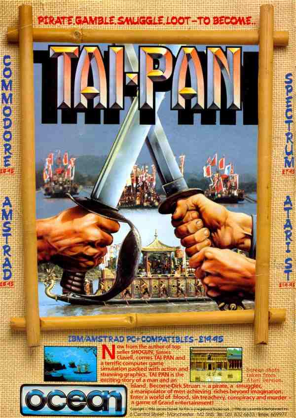 Tai-Pan (Europe) ROM - Atari ST | Emulator Games