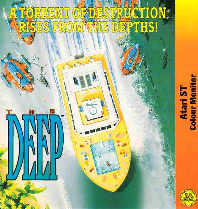 The Deep (Europe) (Disk 1) ROM - Atari ST | Emulator Games
