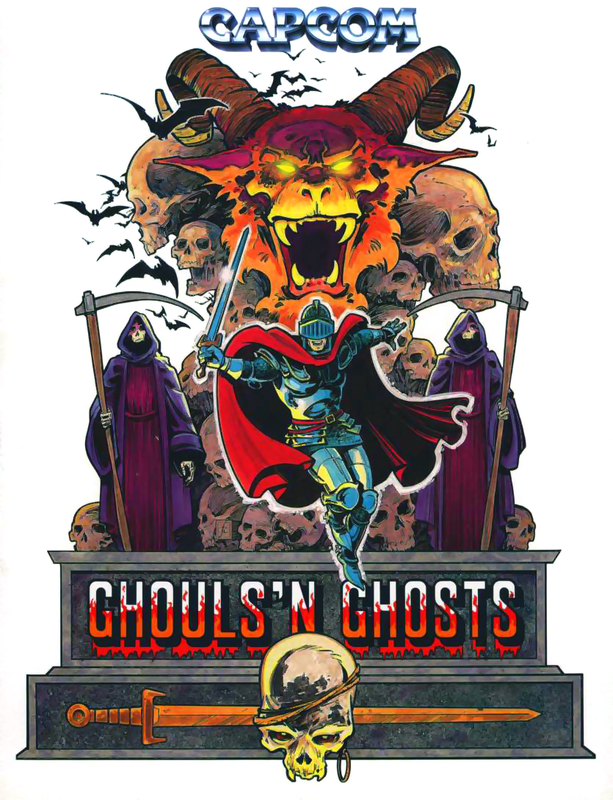 Ghouls'n Ghosts (World)