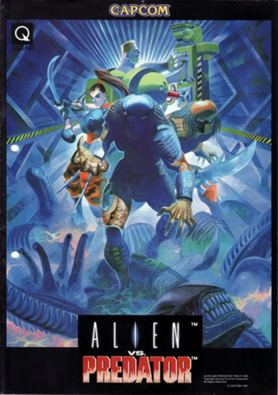 Alien Vs Predator (940520 USA)