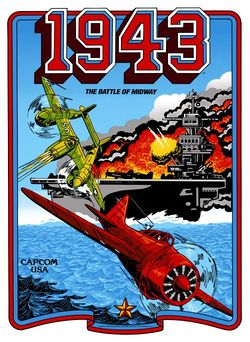 1943 - The Battle Of Midway (USA, Europe)