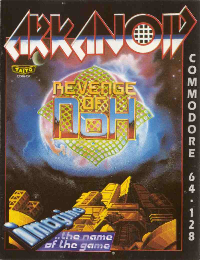 Arkanoid - Revenge Of Doh (USA, Europe)