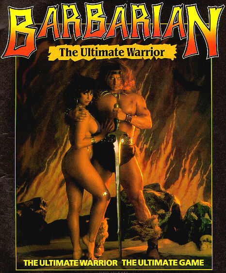 Barbarian - The Ultimate Warrior (Europe) (Side 1)