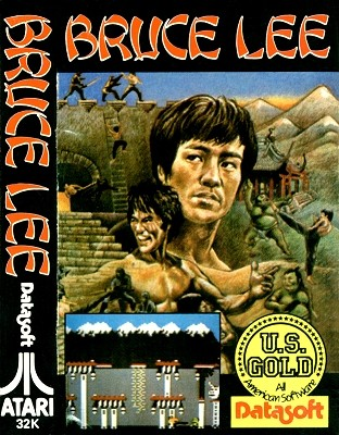Bruce Lee (USA, Europe) (Alt 1)