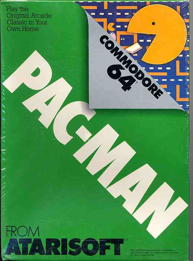 Pac-Man (USA, Europe) (Budget)