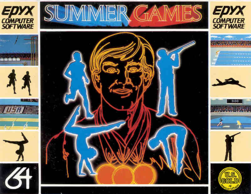 Summer Games (USA, Europe)