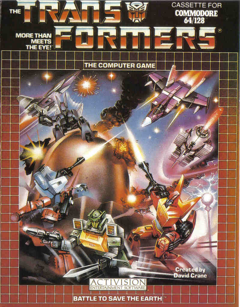 Transformers, The - Battle To Save The Earth (USA, Europe) (Side 1)
