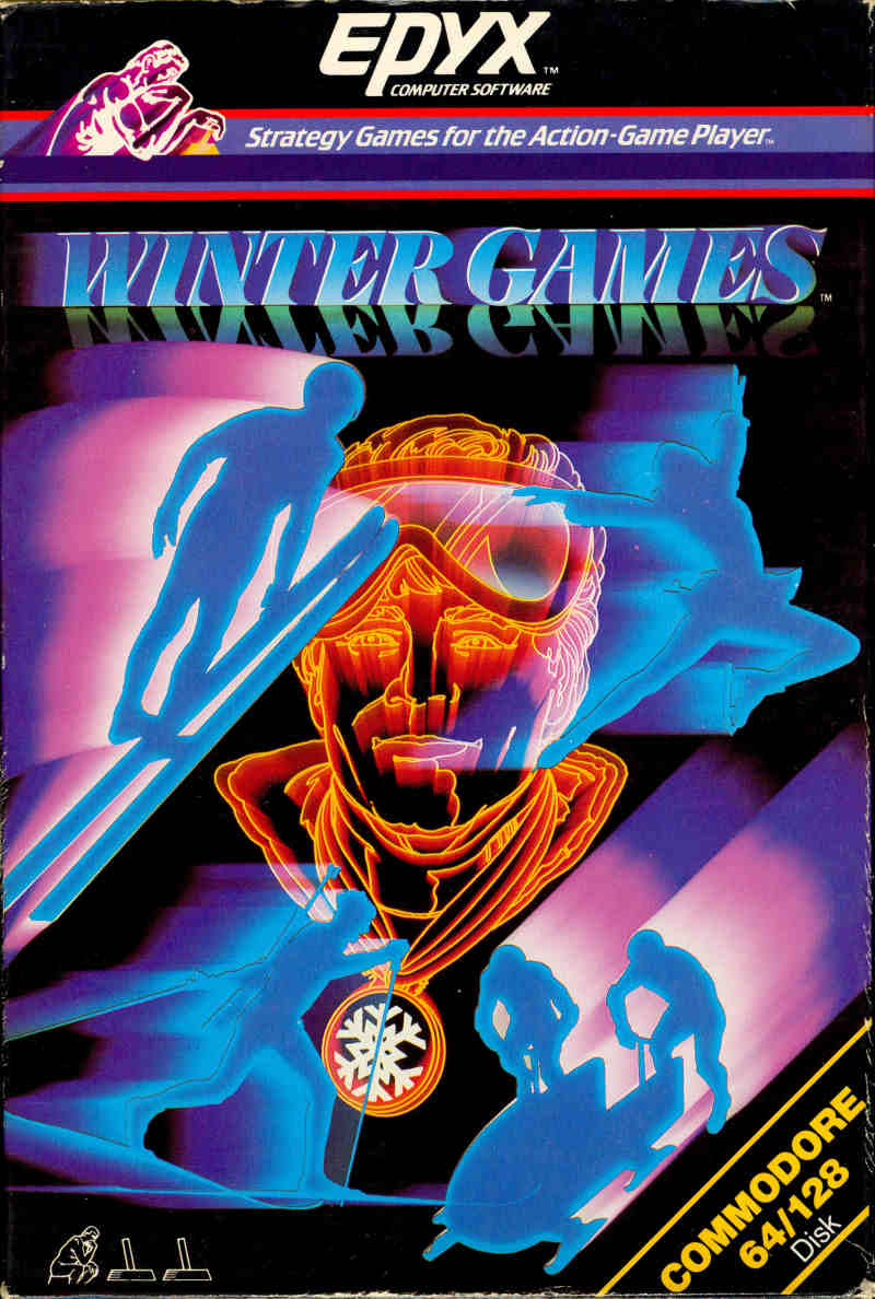 Winter Games (USA, Europe) (Alt 1) (Side 2)