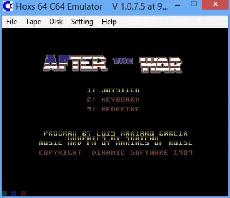Hoxs64 64bit 1.0.9.6