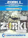 zork i - the great underground empire (usa, europe) (r52) (c128) (side 1) rom