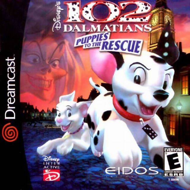 Disney's 102 dalmatians: puppies to the rescue download (2000.